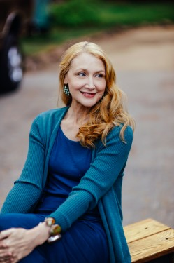 <strong>Patricia Clarkson</strong> as Celia Green