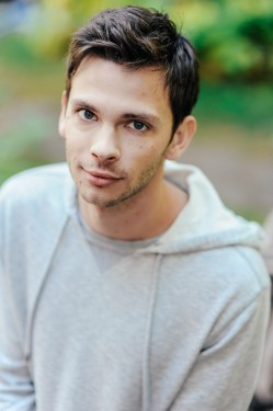 <strong>Devon Graye </strong>as Luke Caswell